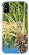 Tropical Bloom IPhone Case