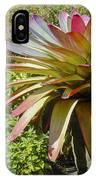 Tropical Bromeliad IPhone Case