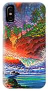 Tropical Color Mosaic IPhone Case
