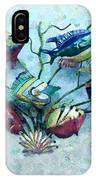 Tropical Fish 4 IPhone Case