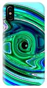Tropical Fish Abstract IPhone Case