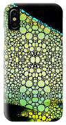 Tropical Fish Art 8 - Abstract Mosaic By Sharon Cummings IPhone Case