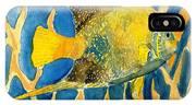 Tropical Fish Art Print IPhone Case