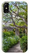 Tropical Garden. Mauritius IPhone Case
