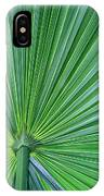 Tropical Leaf IPhone Case