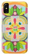 Tropical Mandala IPhone Case