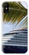 Tropical Port IPhone Case