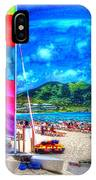Tropical Sails IPhone Case