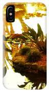 Tropical Water Garden IPhone Case