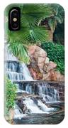 Tropical Waterfall 1 IPhone Case