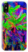 Tropicals Gone Wild IPhone Case
