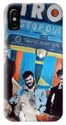 Troy Stopover IPhone Case
