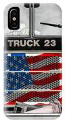 Truck 23 IPhone Case