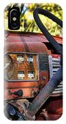 Truck Dash IPhone Case
