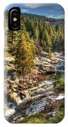Truckee River  IPhone Case
