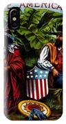 True Americans IPhone Case