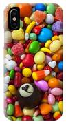 Truffle And Candy IPhone Case