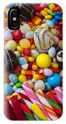 Truffles And Assorted Candy IPhone Case