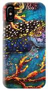 Trunkfish - Male IPhone Case