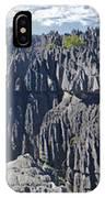 Tsingy De Bamaraha Madagascar IPhone Case