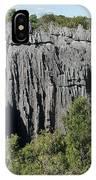 Tsingy De Bemaraha Madagascar 1 IPhone Case