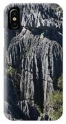 Tsingy De Bemaraha IPhone Case