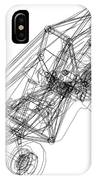 Tt Isowire Front View IPhone Case