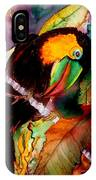 Tu Can Toucan IPhone Case