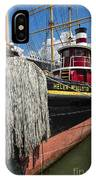 Tug Boat  IPhone Case