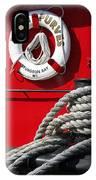 Tug John Purves Detail IPhone Case