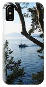 Tugboat Passes IPhone Case