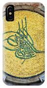 Tughra Symbol 02 IPhone Case