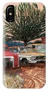 Tularosa Motors IPhone Case