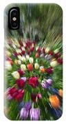 Tulip Explosion IPhone Case