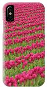 Tulip Festival In Mount Vernon IPhone Case