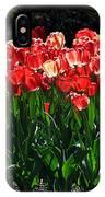 Tulip Forest IPhone Case