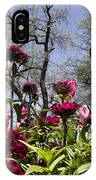 Tulips At Dallas Arboretum V35 IPhone Case