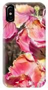 Tulips At Dallas Arboretum V58 IPhone Case