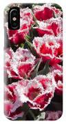 Tulips At Dallas Arboretum V70 IPhone Case