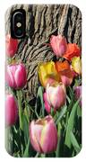 Tulips - Field With Love 07 IPhone Case