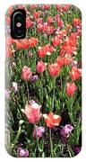 Tulips - Field With Love 56 IPhone Case