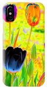 Tulips - Perfect Love - Photopower 2169 IPhone Case