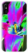 Tulips - Perfect Love - Photopower 2175 IPhone Case