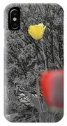 Tulips Reign IPhone Case