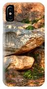 Tumbled Parthenon Columns IPhone Case