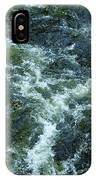 Turbulance At Loch Ness IPhone Case