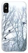 Turkey Tree IPhone Case