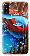 Turn Of The Dreamscape IPhone Case
