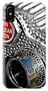 Turn To Clear IPhone Case