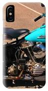 Turquoise Beauty IPhone Case